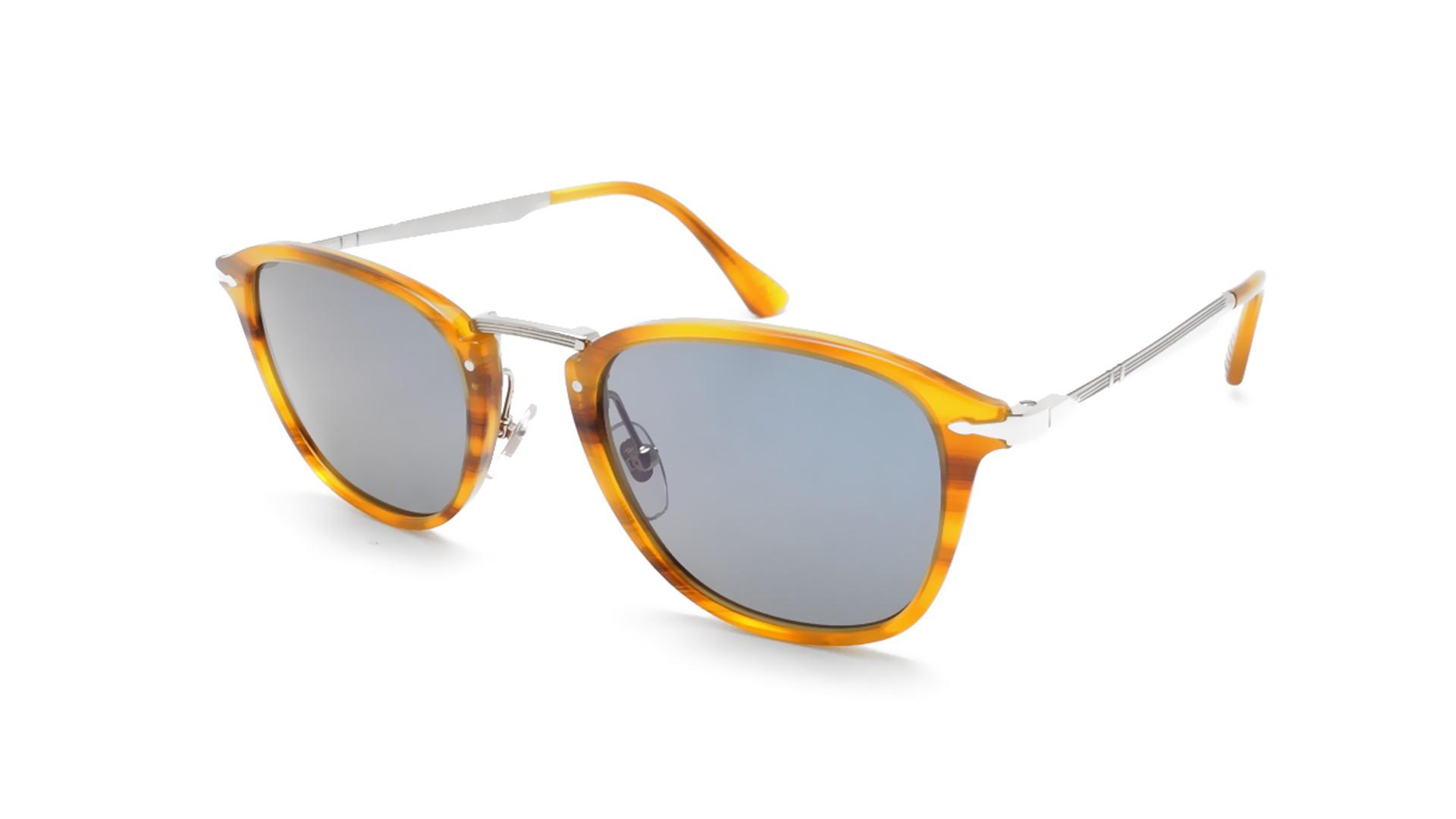 126d803e40 Sunglasses Persol Calligrapher Edition Tortoise PO3165S 960 56 50-22 Medium  Flash
