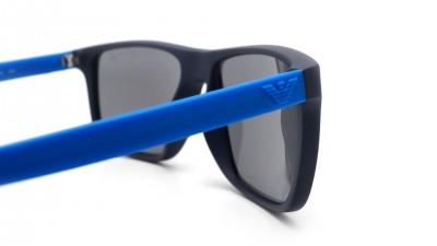 Emporio Armani EA4033 565055 56-17 Bleu Mat