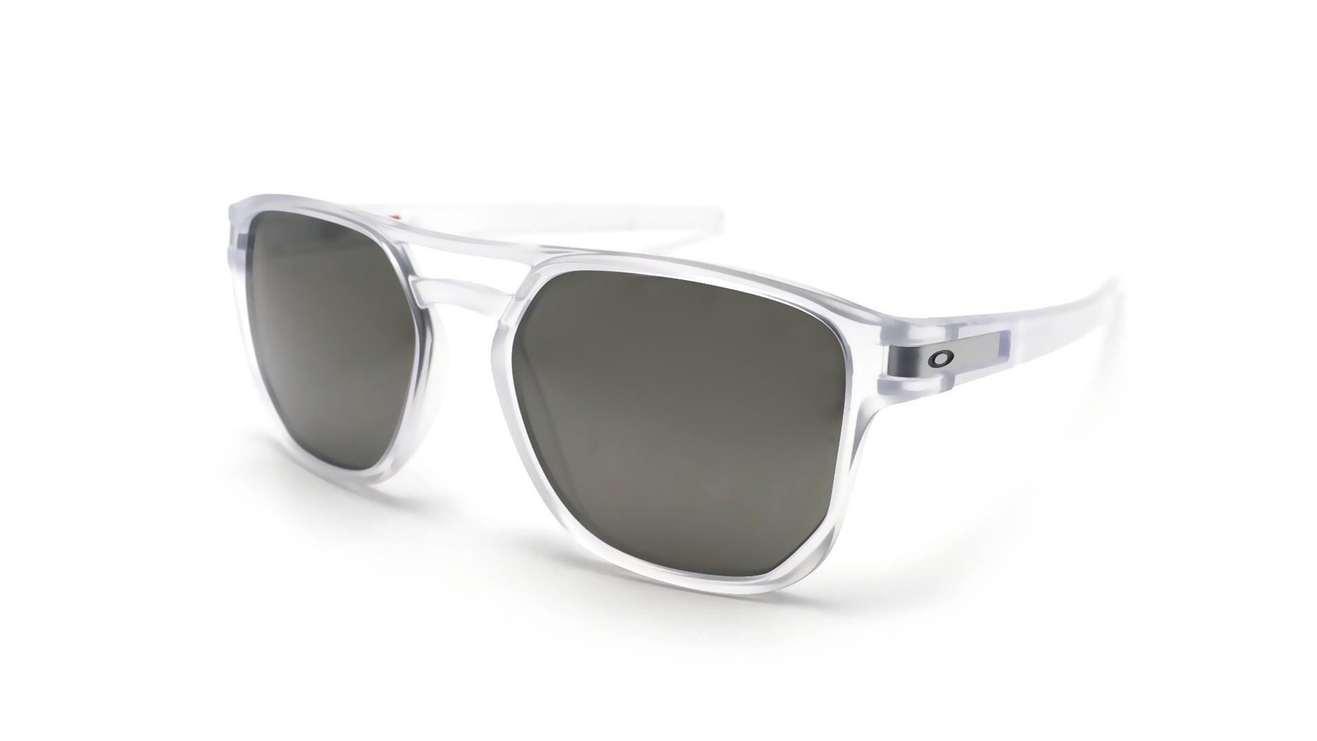 8afb8de984 Sunglasses Oakley Latch Beta Clear Prizm OO9436 02 54-18 Medium Flash