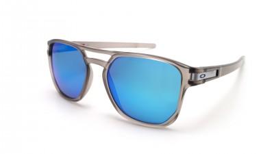 f922db5642 Sunglasses Oakley Latch Beta Clear Grey Prizm OO9436 06 54-18 Medium  Polarized Flash