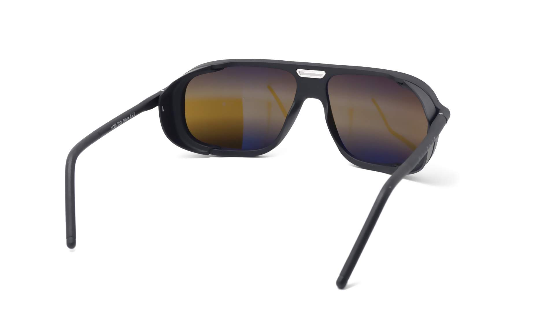 eca5e14892 Sunglasses Vuarnet Ice Black Matte Skilynx VL1811 0001 60-15 Large Gradient  Mirror