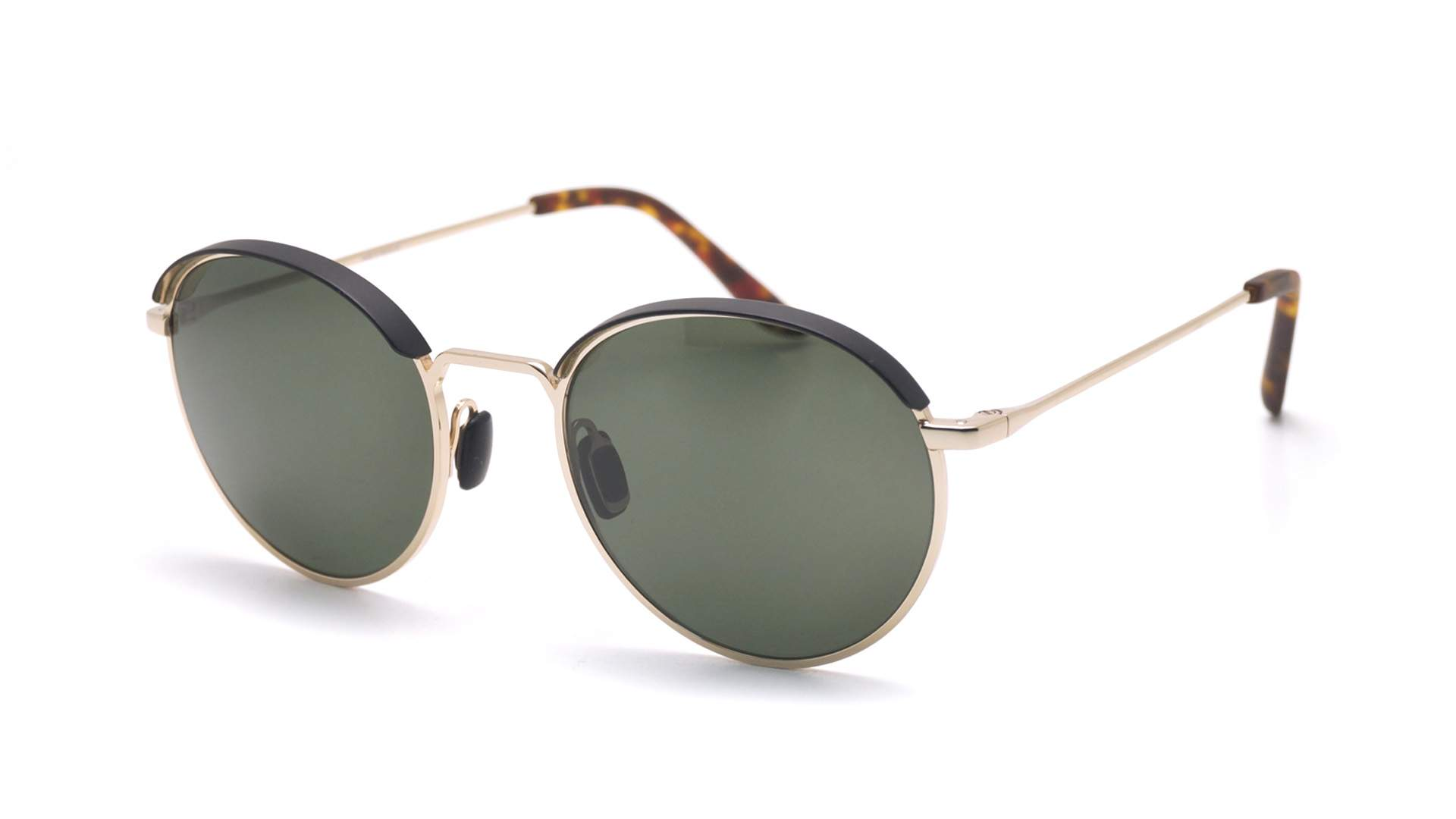 c164116638 Sunglasses Vuarnet Cap Pantos Gold Pure grey VL1814 0001 1121 53-18 Medium