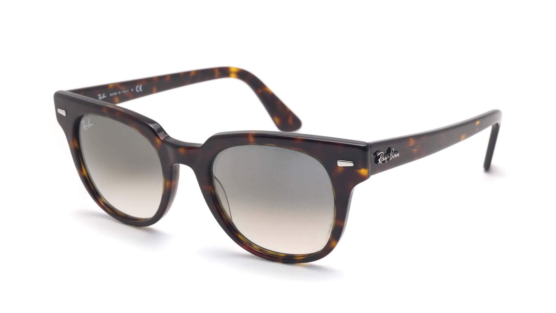 884dac5bb6 Sunglasses Ray-Ban Meteor Tortoise RB2168 902 32 50-20 Medium Gradient