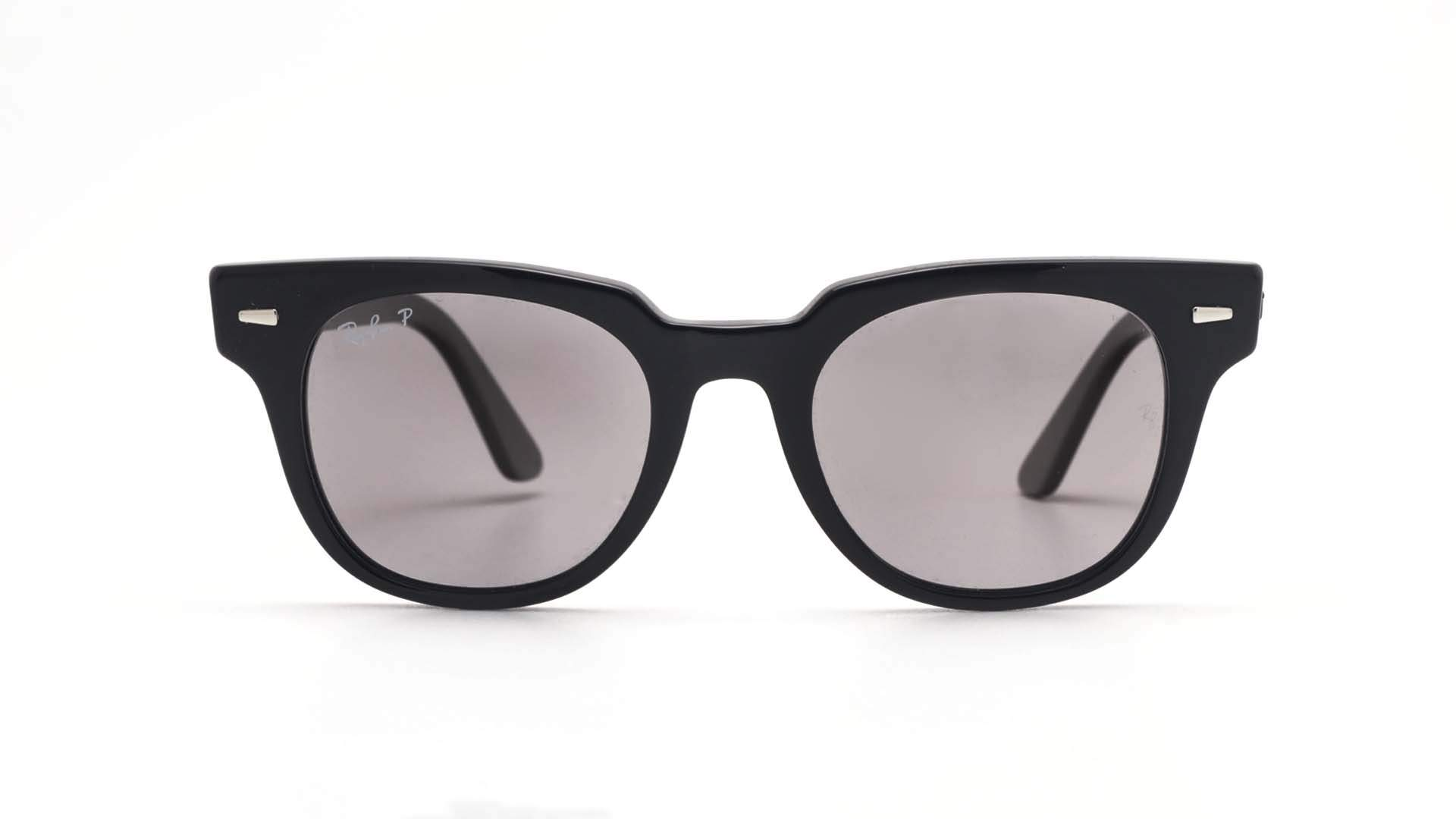 5f7f010b75 Sunglasses Ray-Ban Meteor Black RB2168 901 P2 50-20 Medium Polarized