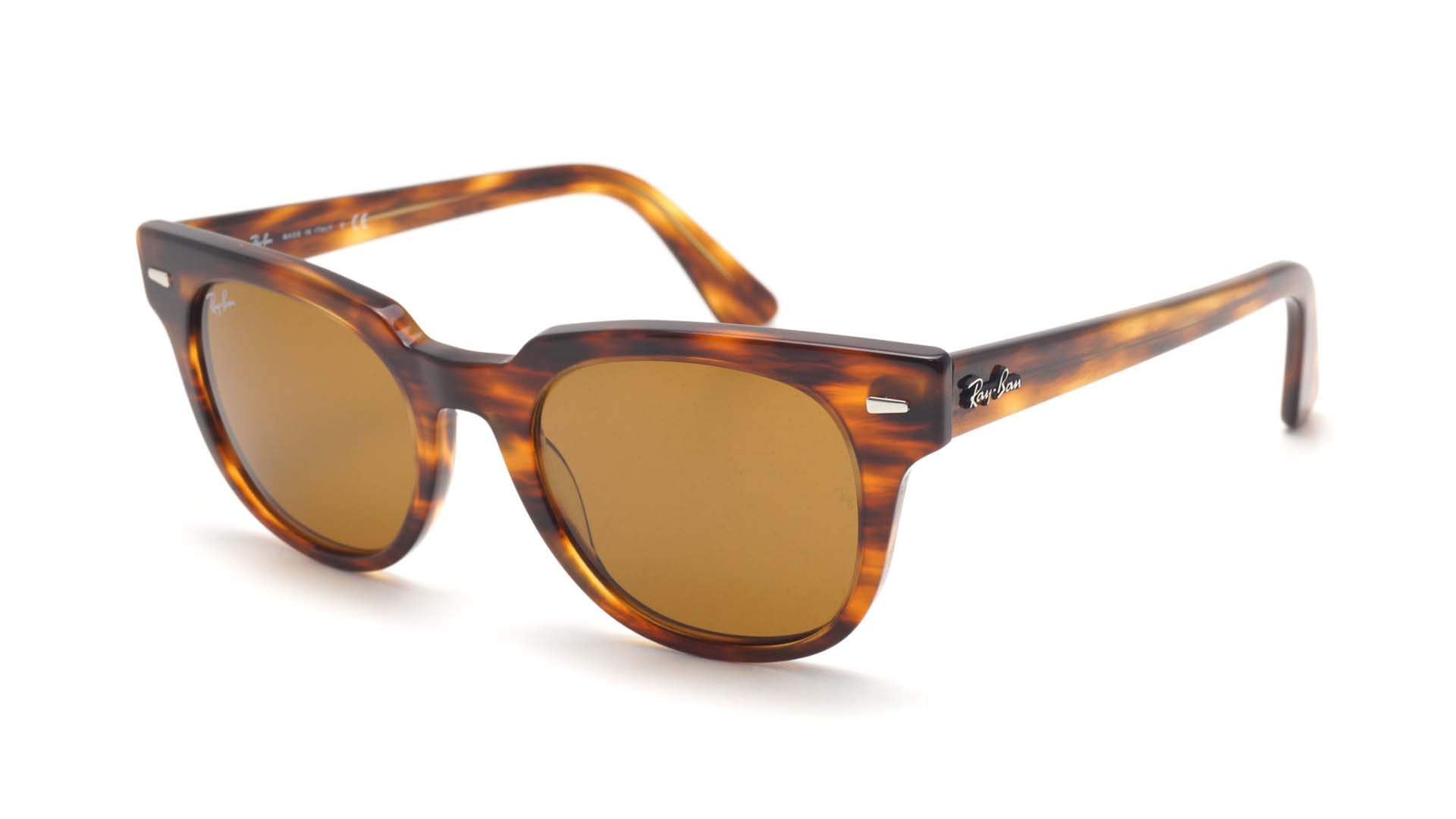 4e22764dfe2ba9 Sunglasses Ray-Ban Meteor Tortoise B15 RB2168 954 33 50-20 Medium