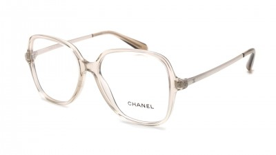 Chanel CH3378 C1534 50-19 Transparent
