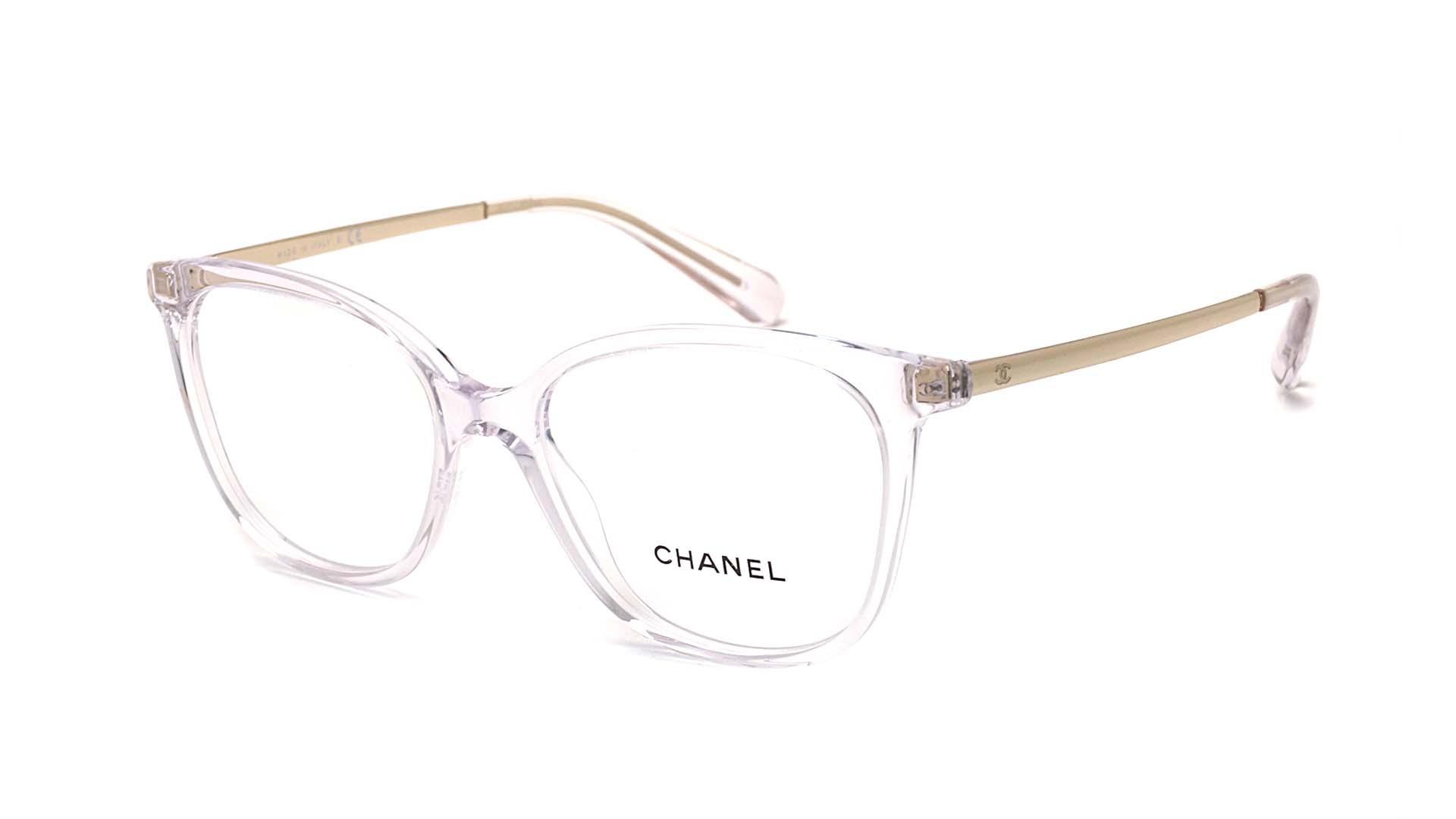 76629bd9724 Eyeglasses Chanel CH3383 C660 51-16 Clear Small