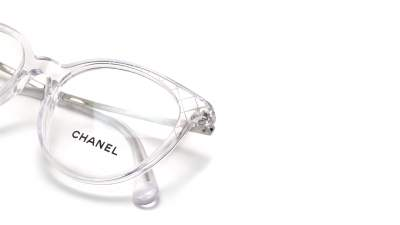 Chanel CH3378 C660 50-19 Transparent