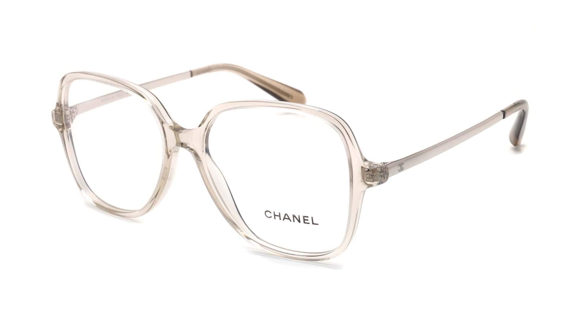 d455e349b3 Chanel CH3382 C1534 54-16 Transparent   Prix 277,90 €   Visiofactory