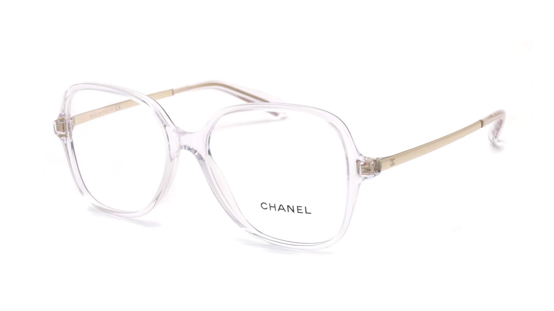 9832b45c7fc5 Chanel CH3382 C660 54-16 Transparent | Visiofactory