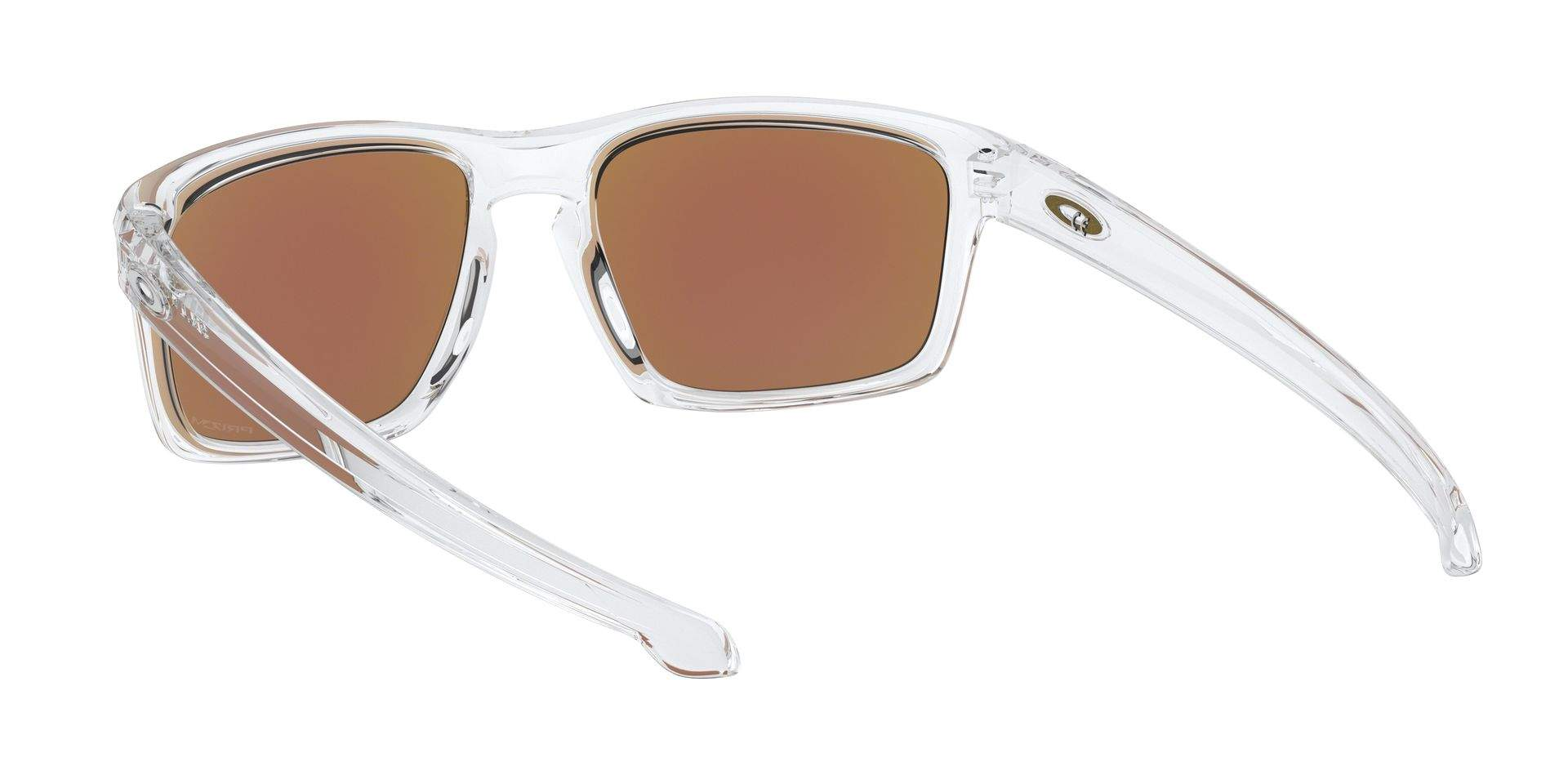 Lunettes de soleil Oakley Sliver Transparent Prizm OO9262 47 57-18 Medium 2d007490789a