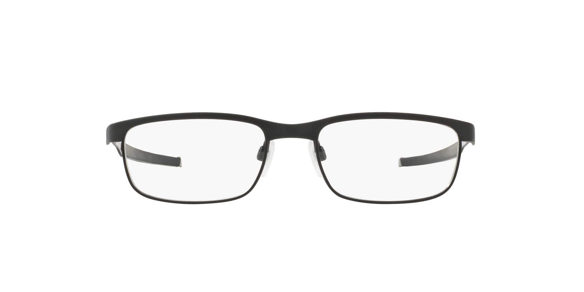 850f6a8e9 Eyeglasses Oakley Steel plate Black Matte OX3222 01 54-18 Medium
