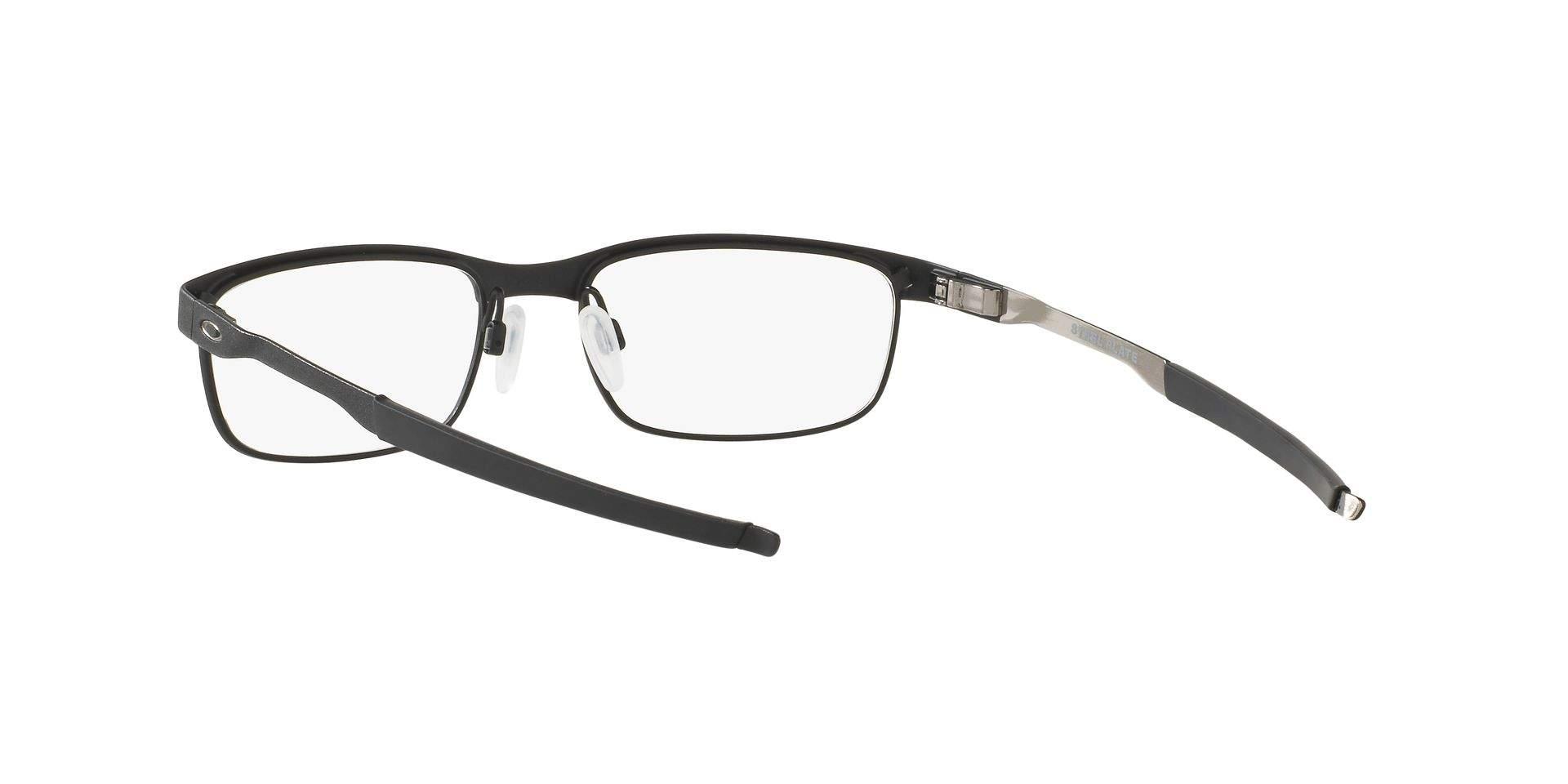 c5d8584ac8 Eyeglasses Oakley Steel plate Black Matte OX3222 01 54-18 Medium