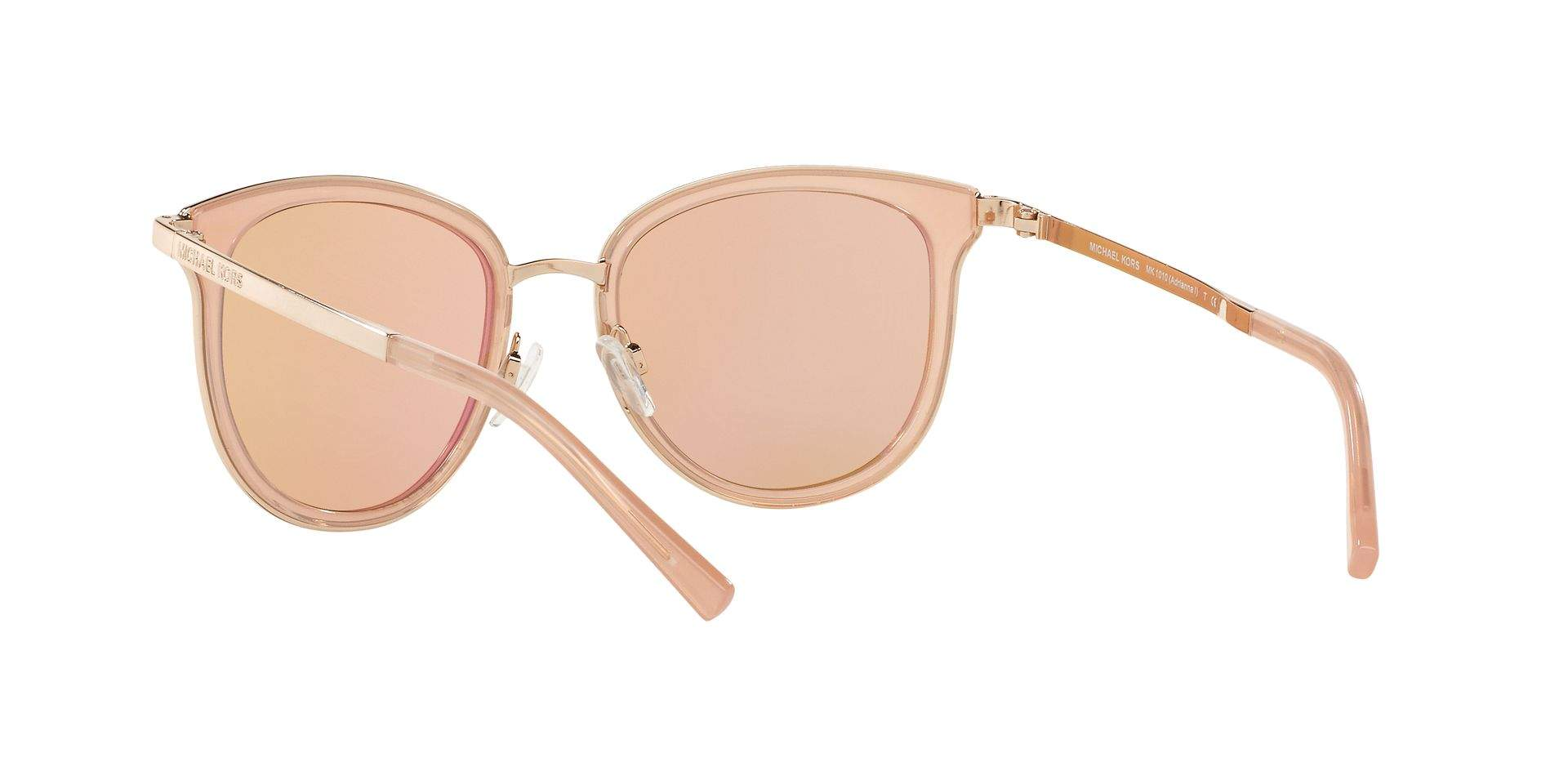 c55f14e027 Sunglasses Michael kors Adrianna Gold MK1010 1103R1 54-20 Medium