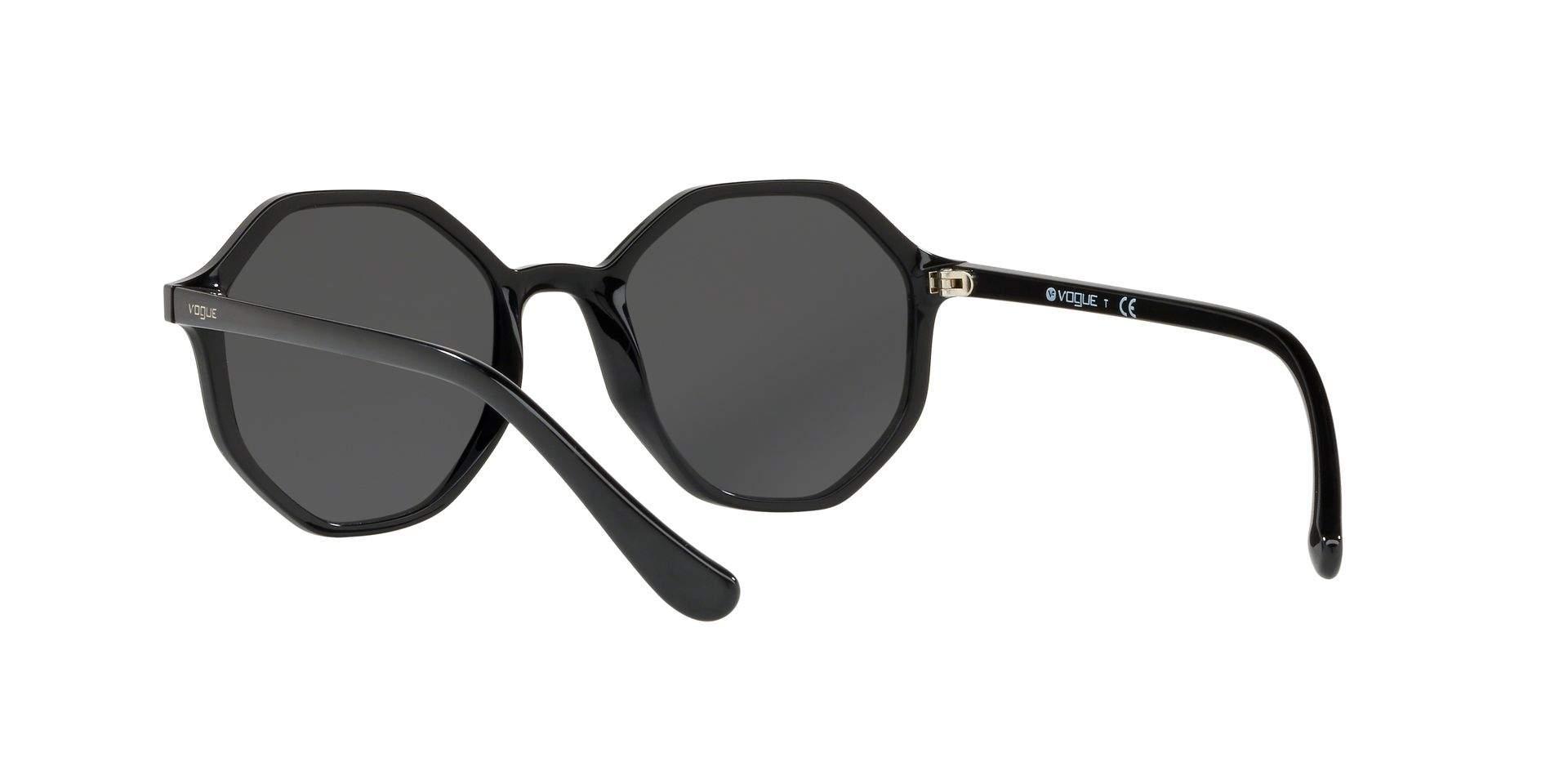 bc440b7827 Sunglasses Vogue Light and shine Black VO5222S W44 87 52-20 Medium