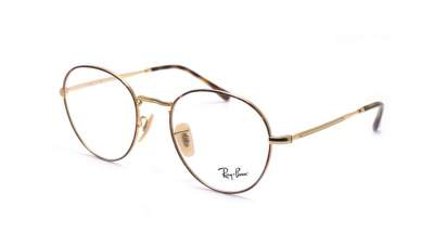 63ee9dff79 Eyeglasses Ray-Ban RX3582 RB3582V 2945 49-20 Gold Small