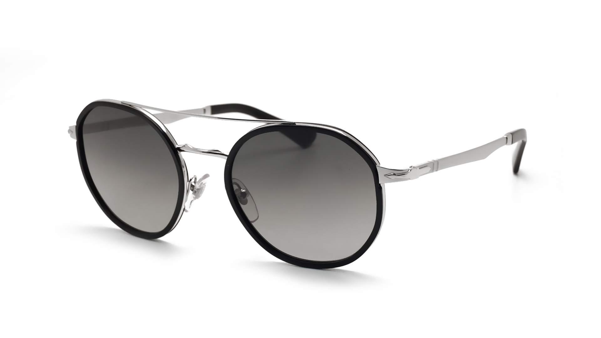 3146560d47 Sunglasses Persol PO2456S 518 71 53-20 Black Medium Gradient