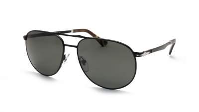 Persol PO2455S 107858 60-17 Schwarz Matt Polarisierte Gläser 199,23 €