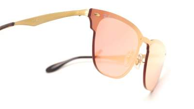 Ray-Ban Clubmaster Blaze Or RB3576N 043/E4
