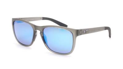 c1eb25b42be Maui Jim Longitude Grey Matte B762 11M 52-18 Polarized 159