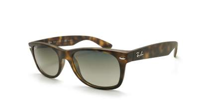 1b6a3e4f820f8 Sunglasses Ray-Ban New Wayfarer Tortoise RB2132 894 76 55-18 Medium Polarized  Gradient