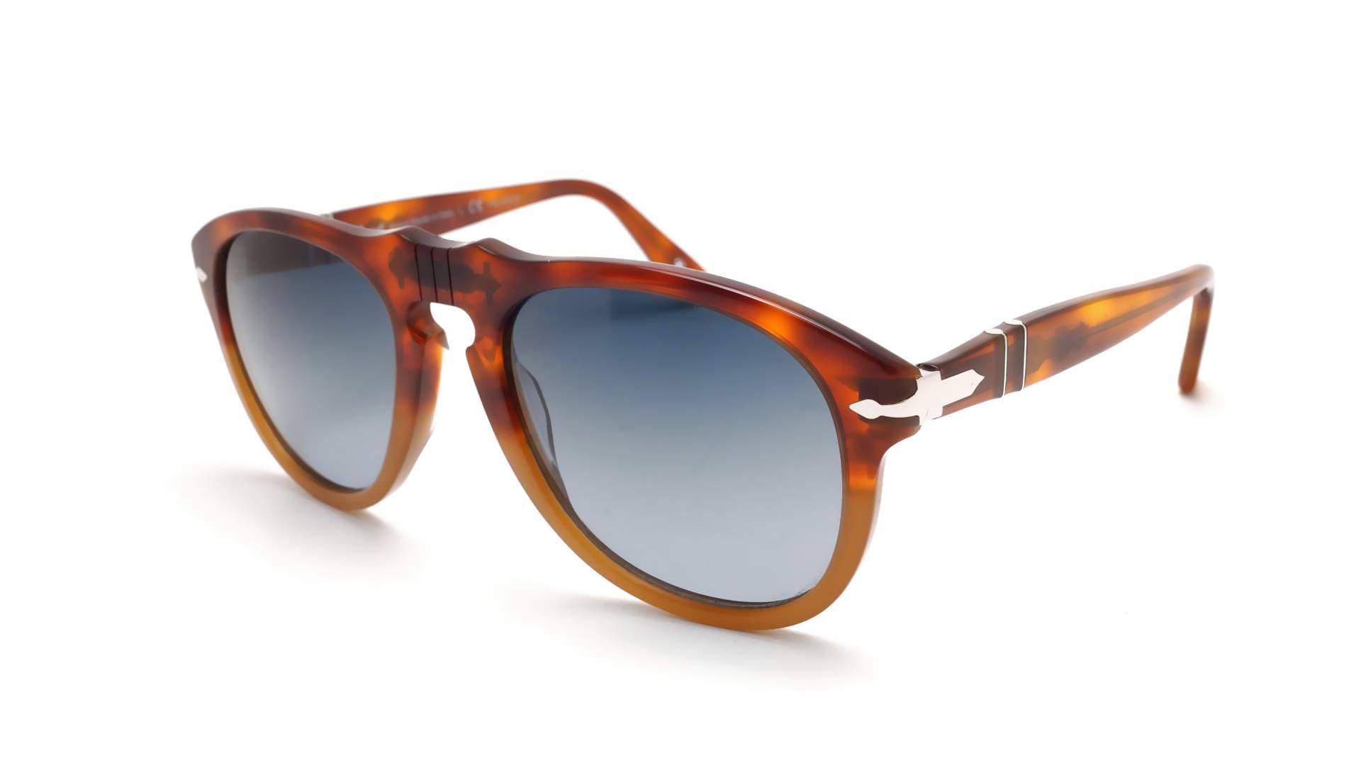 727040929ac Sunglasses Persol PO0649 1025 S3 54-20 medium Resina e Sale Tortoise  Polarized