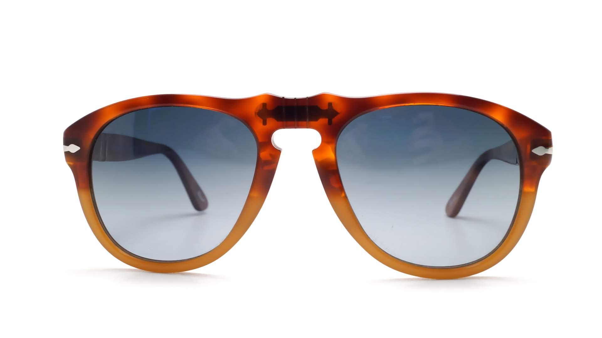 16dcfac44d Sunglasses Persol PO0649 1025 S3 54-20 medium Resina e Sale Tortoise  Polarized