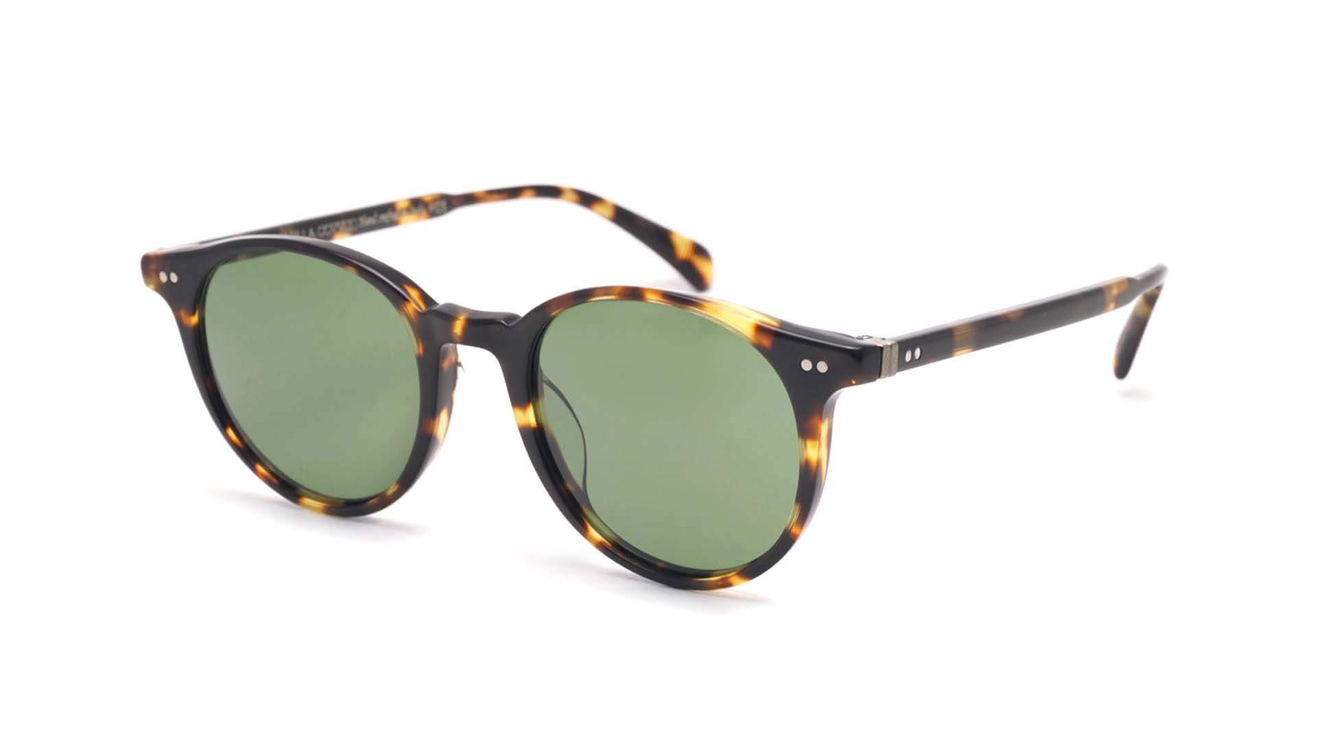 1bc676b31da Sunglasses Oliver peoples Delray sun Tortoise OV5314SU 140752 48-20 Small