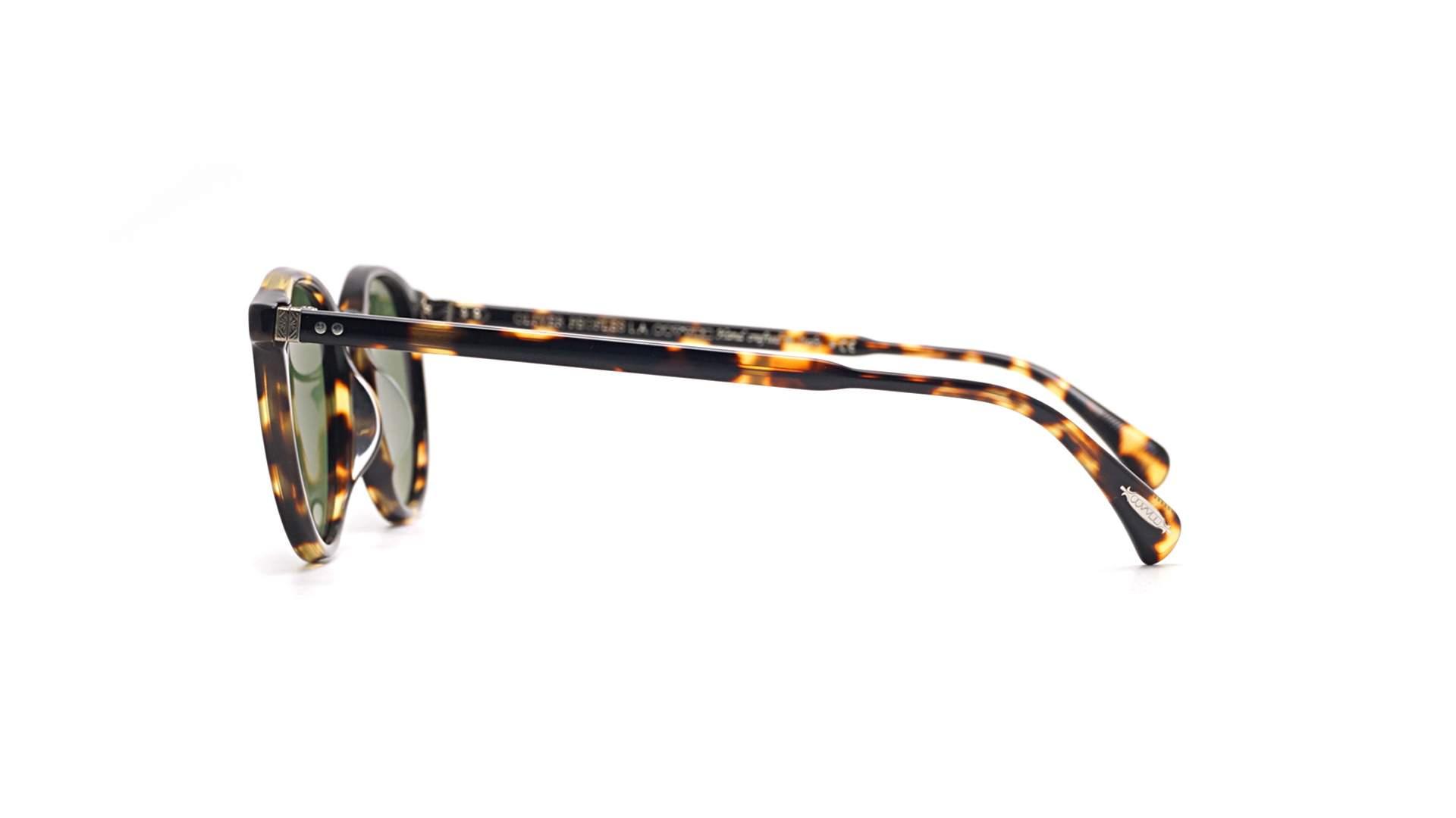fe4cc41ca66 Sunglasses Oliver peoples Delray sun Tortoise OV5314SU 140752 48-20 Small