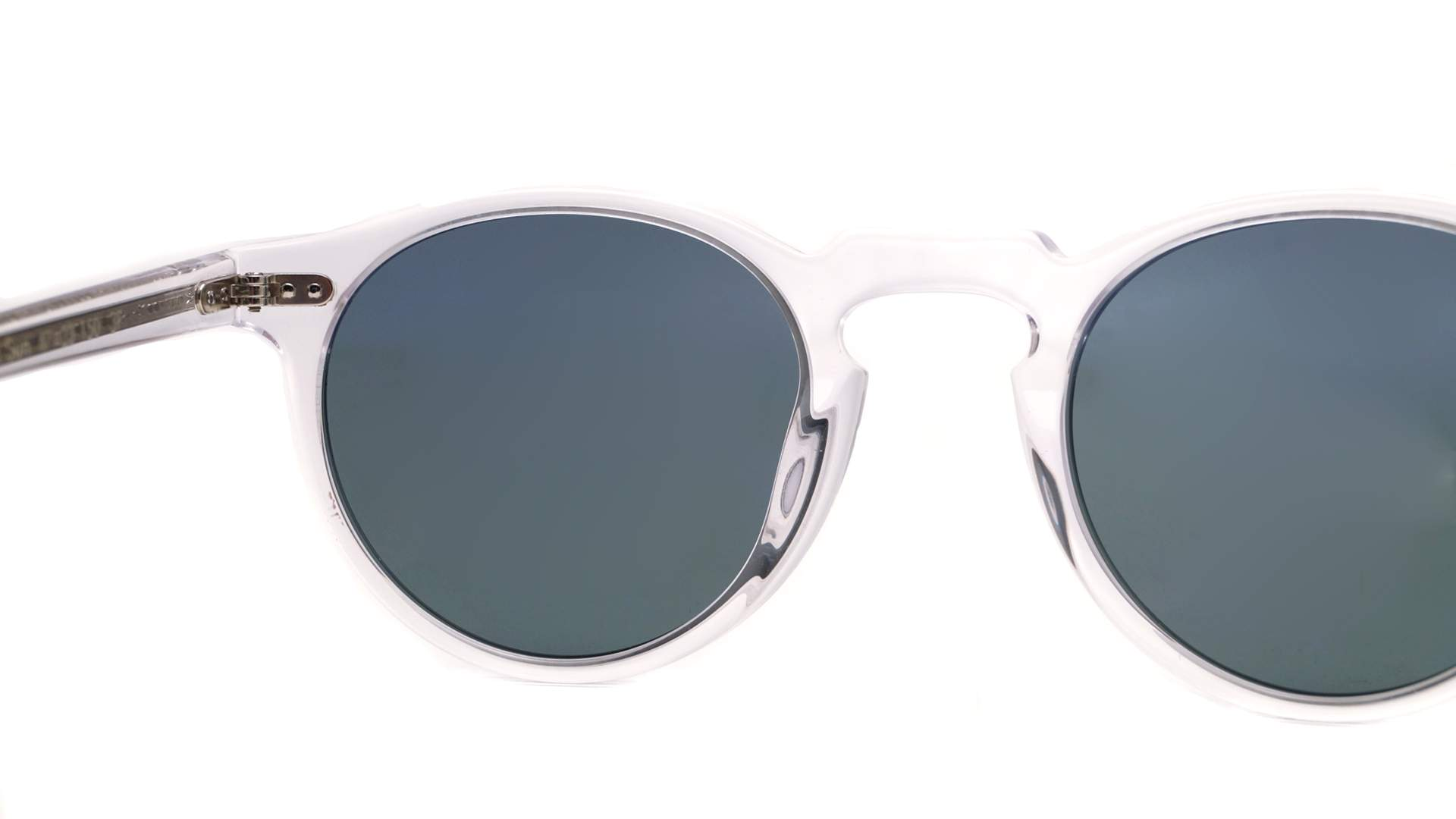 3fb47e7107 Sunglasses Oliver peoples Gregory peck sun Clear OV5217S 1101R8 47-23 Small  Photochromic