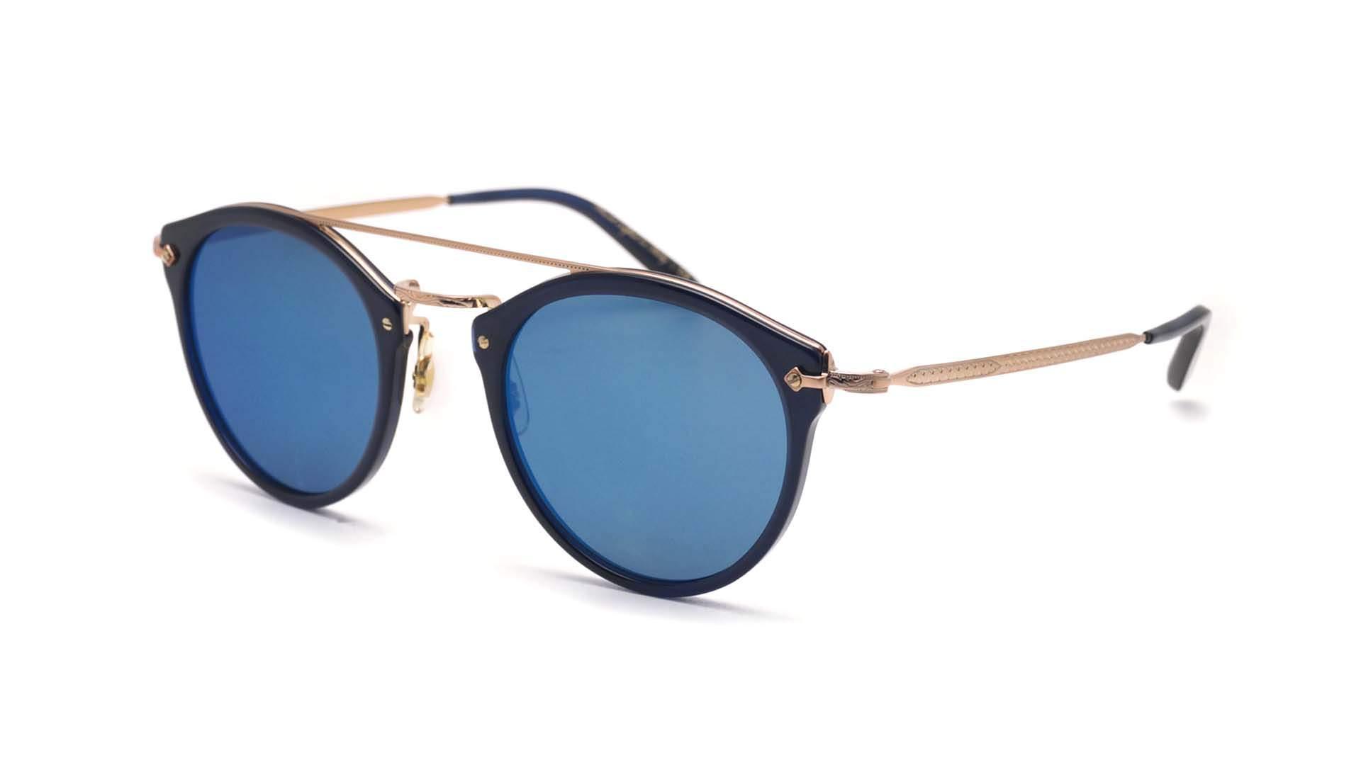a0fac30308 Sunglasses Oliver peoples Remick Blue OV5349S 156696 50-24 Medium Mirror