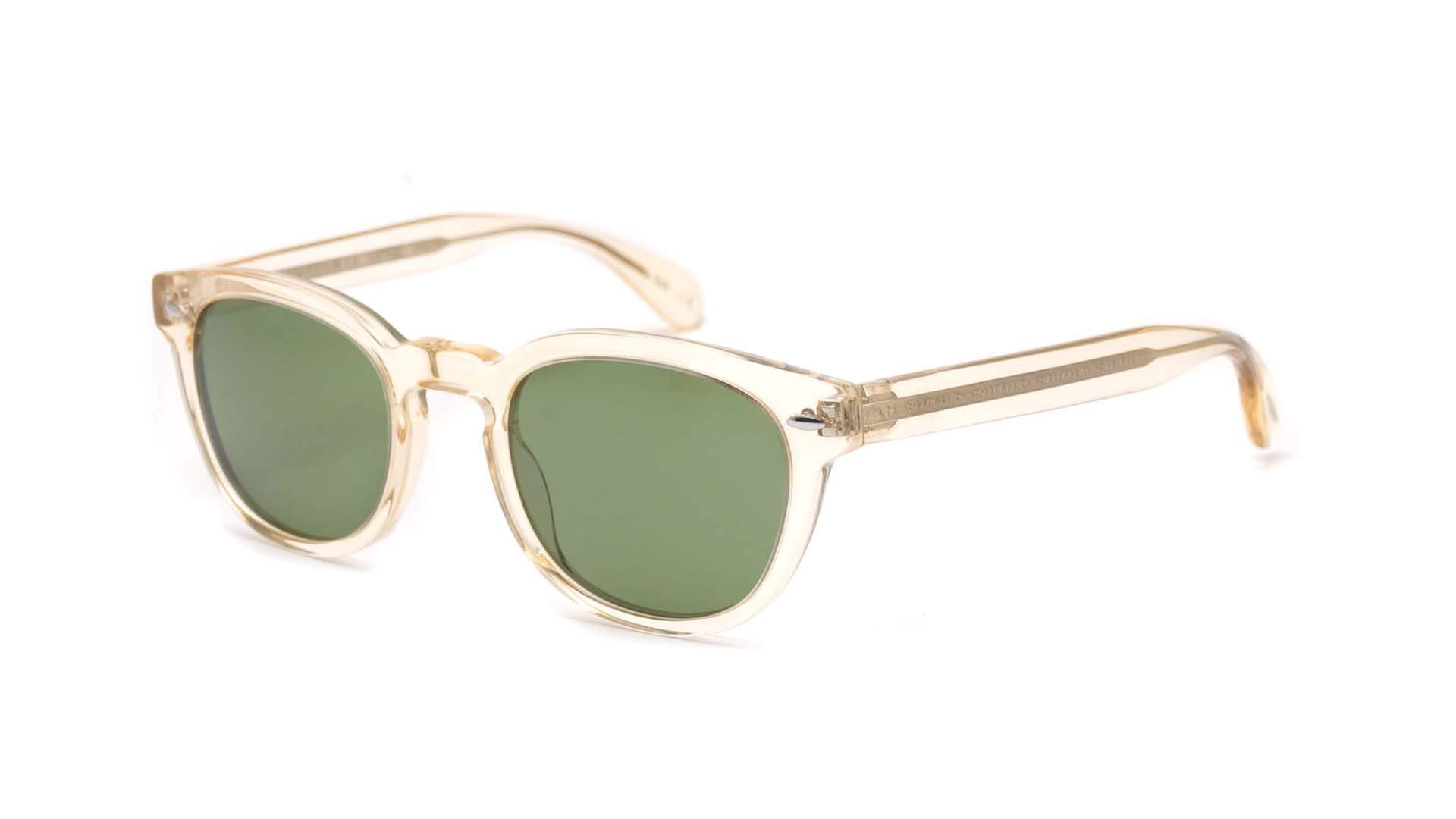 02de0a2b599 Sunglasses Oliver peoples Sheldrake sun Clear OV5036S 158052 47-22 Small