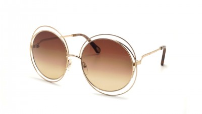 Chloé Carlina Golden CE114SD 784 58-18 Gradient 201,21 €