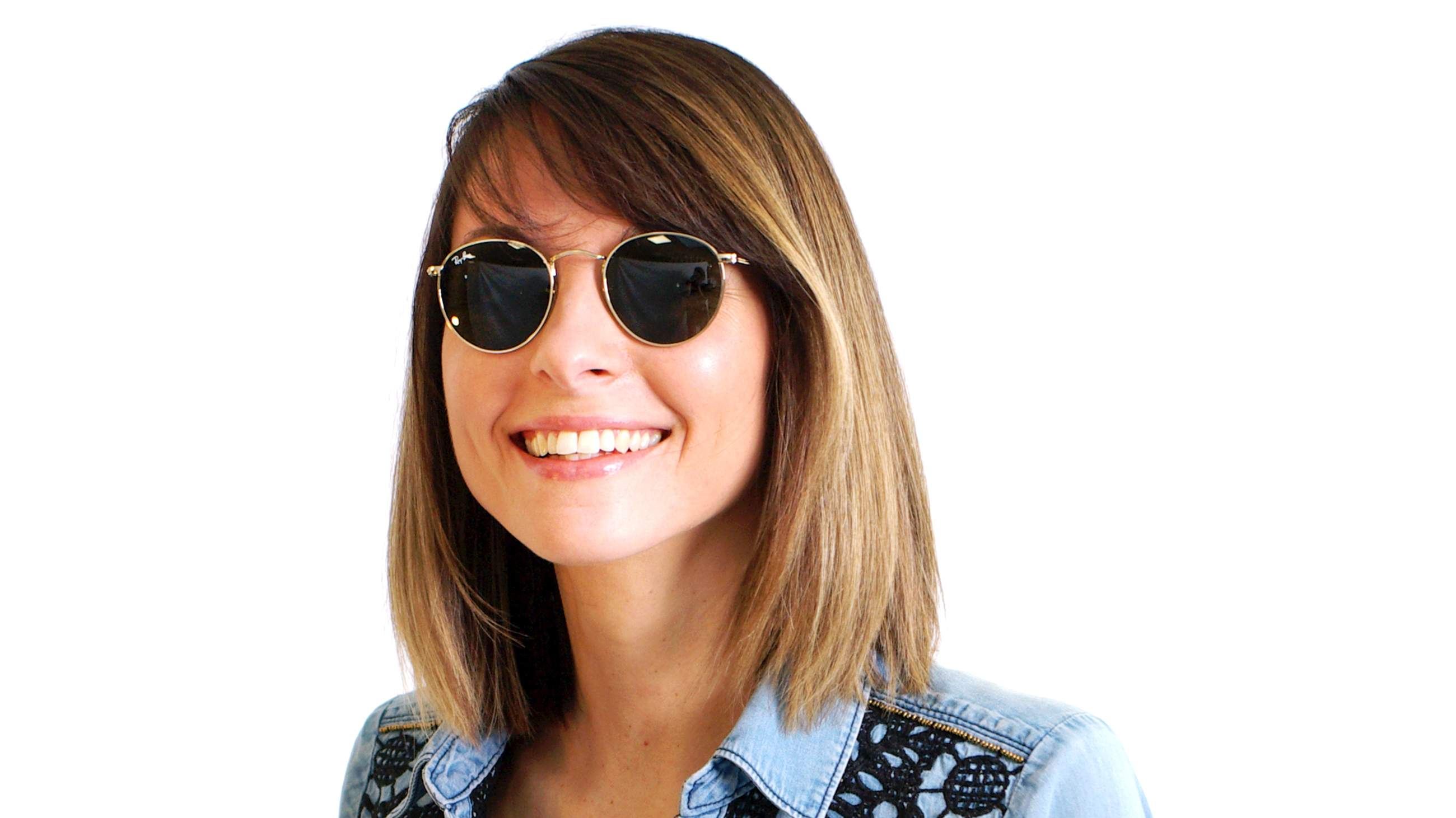 ray-ban round metal or rb3447 001 47-21 | prix 83,95 € | visiofactory