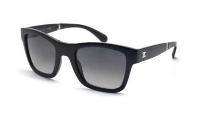 Chanel Chaîne Schwarz CH6053 C501/71 53-22 Polarized Gradient Klappbrille 363,84 €