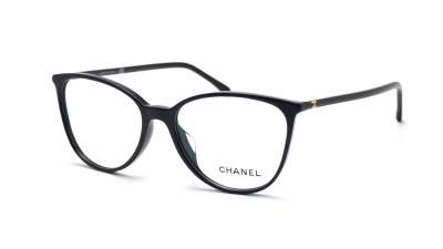 Chanel Asian Fit Noir CH3373A C501 54-16