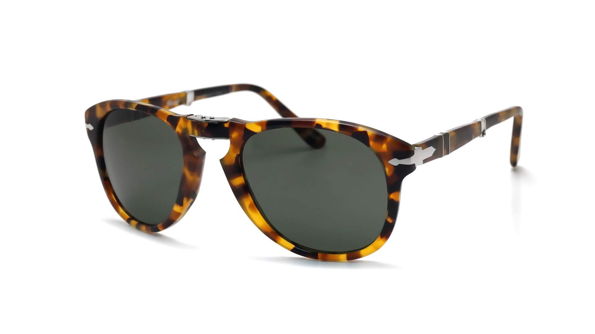 337e1a7b5f Sunglasses Persol 714 Gold Original Tortoise PO0714 1052 31 54-21 Large