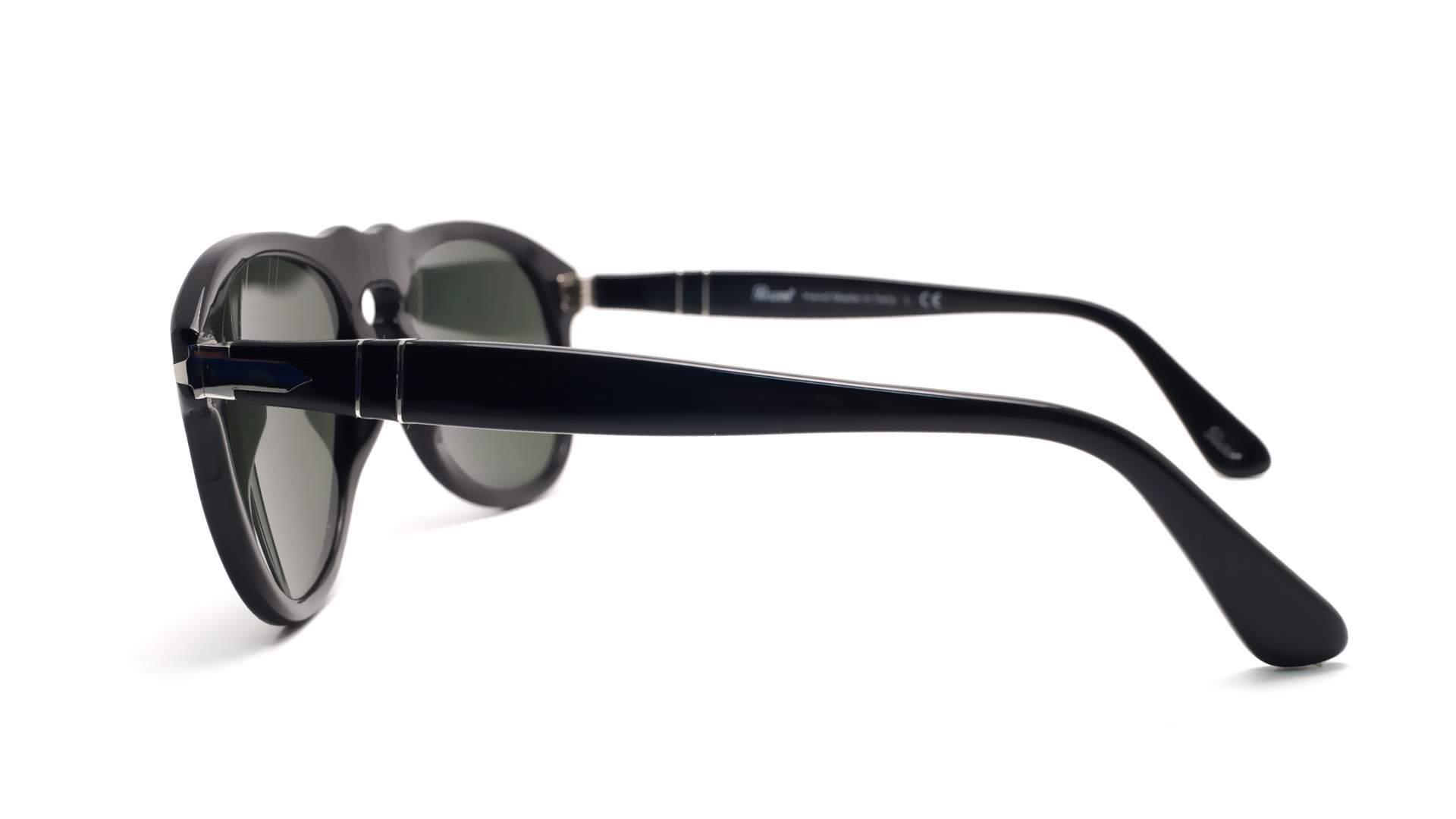 2a58fed891 Sunglasses Persol 649 Goldiginal Black PO0649 95 31 56-20 Large