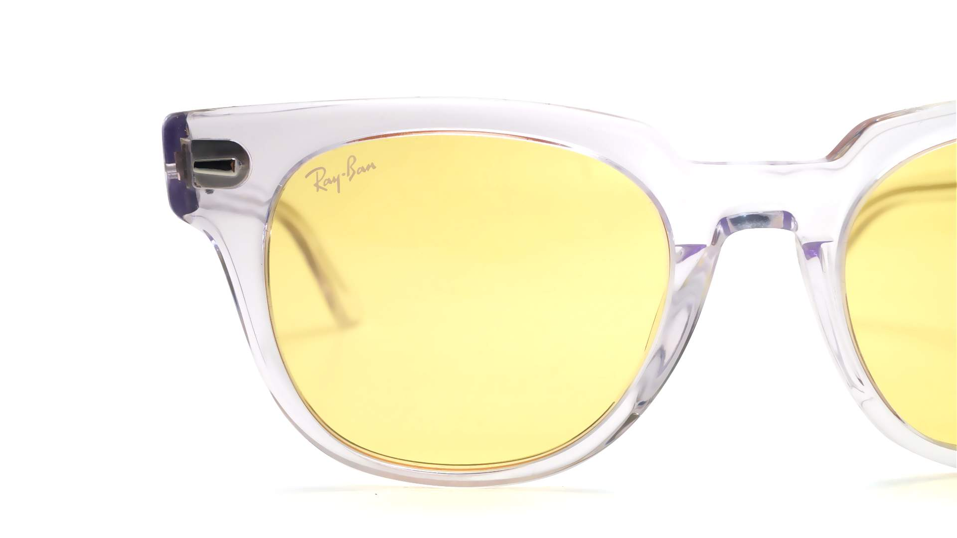 c187e3df03d8bd Sunglasses Ray-Ban Meteor Evolve Clear RB2168 912 4A 50-20 Medium  Photochromic