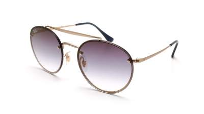 Ray-Ban Round Blaze Golden Mat RB3614N 9140/0S 54-18 Gradient 114,93 €