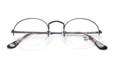 Ray-Ban RX6547 2503 49-22 Noir Mat