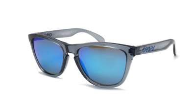 78385dd916ca8 Oakley Frogskins Grey OO9013 F6 55-17 107