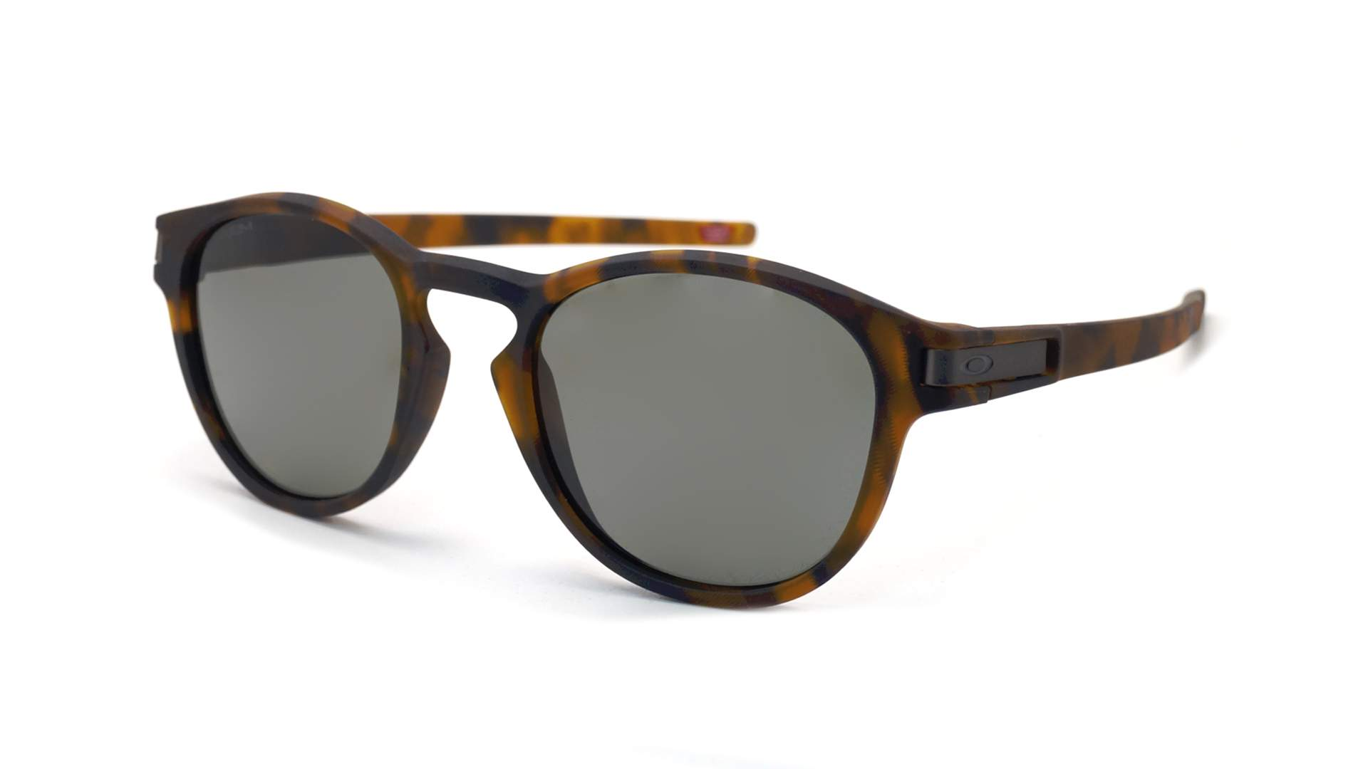 7ef7acda308ab Sunglasses Oakley Latch Tortoise Mat Prizm OO9265 50 53-21 Medium