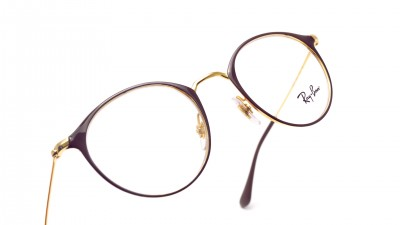 Ray-Ban RX6378 RB6378 2905 49-21 Brun