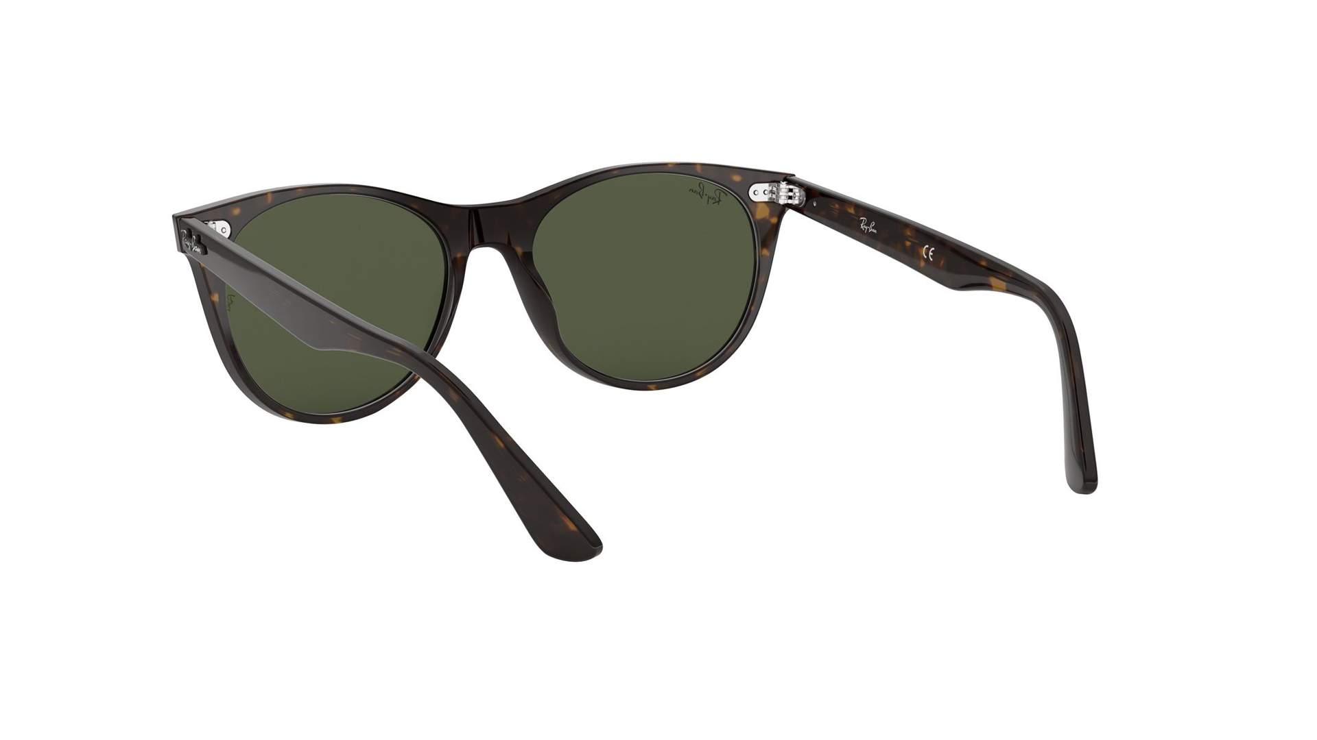 3f049ef81 Sunglasses Ray-Ban Wayfarer II Classic Tortoise G15 RB2185 902/31 52-18  Medium