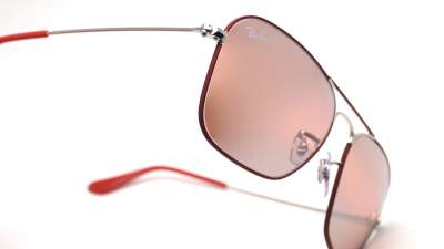 Ray-Ban Caravan Bordeaux Mat RB3136 9155/AI 55-15
