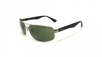 Ray-Ban RB3445 004 61-17 Silver