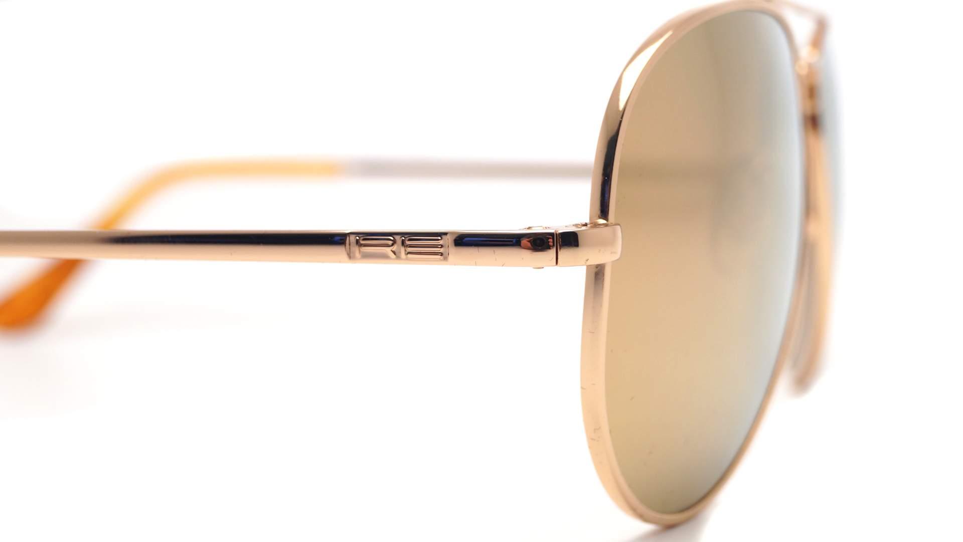 92098cd9d5 Sunglasses Randolph Concorde Pink Gold Pink CR178 57-15 Medium Flash