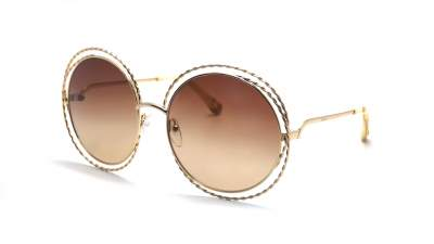 Chloé Carlina Twist Golden CE114ST 743 58-18 Gradient 315,35 €