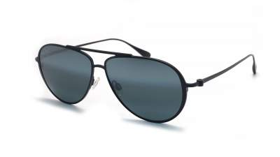 Maui Jim Shallows Schwarz Mat 543-2M 59-12 Polarized Gradient 262,69 €